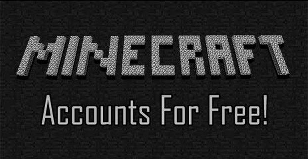 free minecraft account 2019